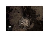 Game of Thrones Stark Shield costume pendant Noble Collection