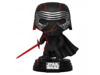 Star Wars L'Ascesa di Skywalker Funko POP Vinile Figura Kylo Ren Elettronico 9 cm