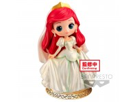 La Sirenetta Disney Statua Ariel Vestito da Sogno Q Posket Figura 14cm Banpresto