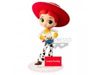 Toy Story Disney Pixar Figura Jessie A Q Posket 14 cm Banpresto