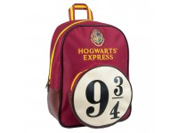 Harry Potter Zaino Scolastico Espresso Per Hogwarts 9 3/4 38 Cm Groovy
