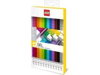 Lego 12 Penne Gel Colorate JoyToy