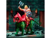 Masters Of The Universe Origins Battle Cat Figura 14cm Mattel