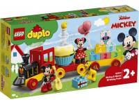 LEGO DUPLO 10941 - IL TRENO DEL COMPLEANNO DI TOPOLINO E MINNIE