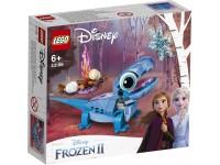 LEGO DISNEY PRINCESS 43186 - BRUNI, LA SALAMANDRA COSTRUIBILE