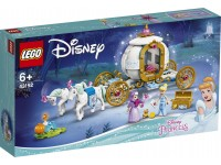 LEGO DISNEY PRINCESS 43192 - LA CARROZZA REALE DI CENERENTOLA