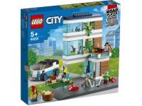 LEGO CITY 60291 - VILLETTA FAMILIARE