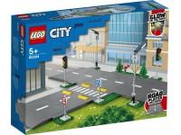 LEGO CITY 60304 - PIATTAFORME STRADALI