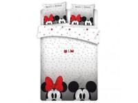 Mickey e Minnie Copripiumino Topolino & Minnie Letto 135 cm Disney