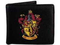 Harry Potter Portafoglio Nero con Stemma Grifondoro Groovy