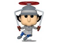 Ispettore Gadget Funko POP Animazione Vinile Figura Ispettore Gadget che Vola 9cm