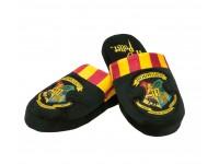 Harry Potter Pantofole con Stemma Hogwarts da Uomo Groovy