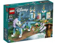 LEGO DISNEY PRINCESS 43184 - RAYA E DRAGO SISU
