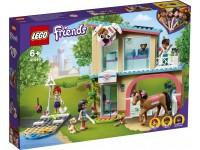 LEGO FRIENDS 41446 - LA CLINICA VETERINARIA DI HEARTLAKE CITY
