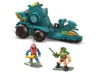 Masters of The universe Set Battaglia Ram con 188 Mattoncini Mega Construx Mattel