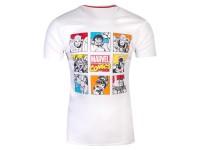 Marvel Comics - Retro Character T-shirt Uomo Difuzed