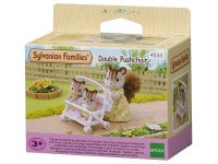 Sylvanian Family 4533 - Passeggino per gemelli