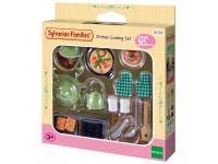 Sylvanian Family 5028 - Set da cucina