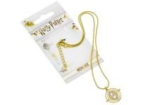Harry Potter Collana con Ciondolo Giratempo Fisso 40 cm The Carat Shop