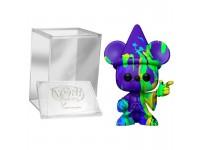 Fantasia Disney Funko POP Artists Series Vinile Figura Mickey Stregone 80th Anniversario 9 cm