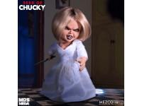 Chucky Bambola Tiffany Parlante MDS Mega Scala Figura 37 cm Mezco Toys