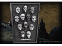 Harry Potter Maschere Dei Mangiamorte Inossidabile Replica Noble Collection