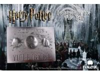 Harry Potter Replica Biglietto Ballo del Ceppo Placcato Argento Esclusiva