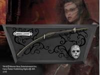 Harry Potter Bacchetta Magica Bellatrix Lestrange Espositore Noble