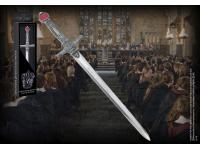 Harry Potter Tagliacarte Spada Di Godric Griffondoro In Metallolo Noble Collection