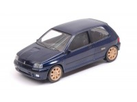 Norev NV517522 RENAULT CLIO WILLIAMS 1993 BLUE 1:43 Modellino