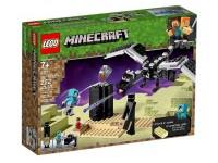 LEGO MINECRAFT 21151 - LA BATTAGLIA DELL'END