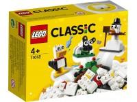 LEGO CLASSIC 11012 - MATTONCINI BIANCHI CREATIVI NOVITA' MARZO