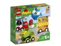 LEGO DUPLO 10886 - I MIEI PRIMI VEICOLI