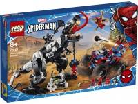 LEGO MARVEL SPIDER MAN 76151 - L'AGGUATO DEL VENOMSAURO