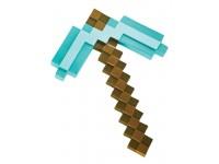Minecraft Figura Replica Piccone Di Diamante Plastica 40 cm