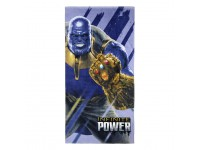 Avengers Telo Mare Infinite Power Cotone 70X140 CM Cerdà