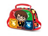Harry Potter Wizard 3d Borsa Per Il Pranzo Karactermania