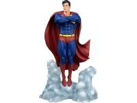 Dc Comics Statua Superman Ascendant Diorama 25 cm Pvc Diamond Select