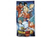 Dragon Ball Super Telo Mare Microfibra Toei Animation