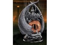 Statua la Furia del Re delle Streghe Il Signore degli anelli 20 cm Noble Collection