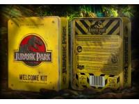 Jurassic Park Welcome Kit Standard Regalo Set Doctor Collector