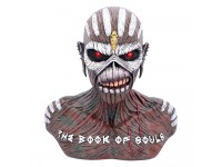 Iron Maiden Scatola Porta Oggetti Il Libro Delle Anime 26 cm Nemesis Now
