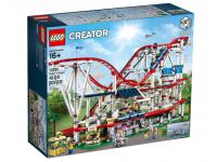 LEGO CREATOR 10261 - MONTAGNE RUSSE SCATOLA ROVINATA