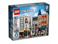 LEGO CREATOR 10255 - PIAZZA DELL'ASSEMBLEA COLLEZIONISTI SCATOLA ROVINATA