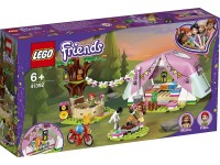 LEGO FRIENDS 41392 - GLAMPING NELLA NATURA SCATOLA ROVINATA
