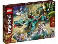 LEGO NINJAGO 71746 - DRAGONE DELLA GIUNGLA SCATOLA ROVINATA