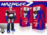 Mazinga Z Mazinger Z Versione Colorata Jumbo Figura 60 Cm