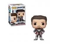 Funko Avengers Endgame POP Movies Vinile Tony Stark 9 cm Figura