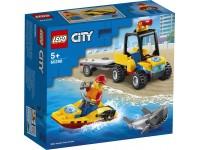 LEGO CITY 60286 - ATV DI SOCCORSO BALNEARE