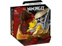 LEGO NINJAGO 71730 - BATTAGLIA EPICA - KAI VS SKULKIN